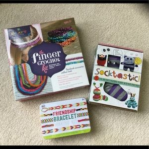 3 New Craft Kits for Creative Kids 🎨